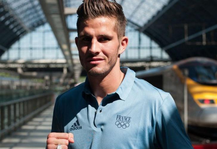 Alexis Vastine, boxeador. | blogs.lexpress.fr