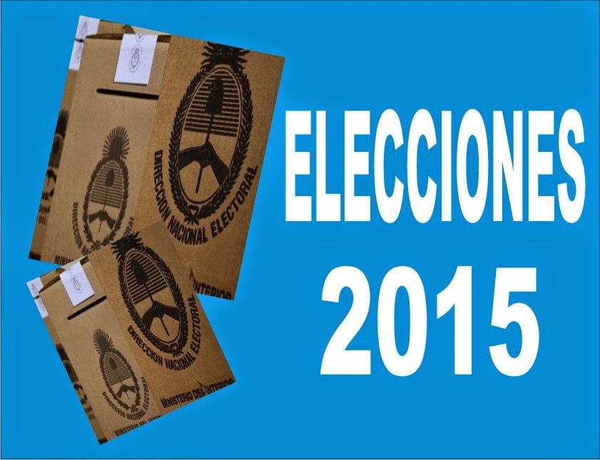 ELECCIONES 2015 CNS