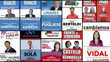 Candidatos a Gobernador de Buenos Aires