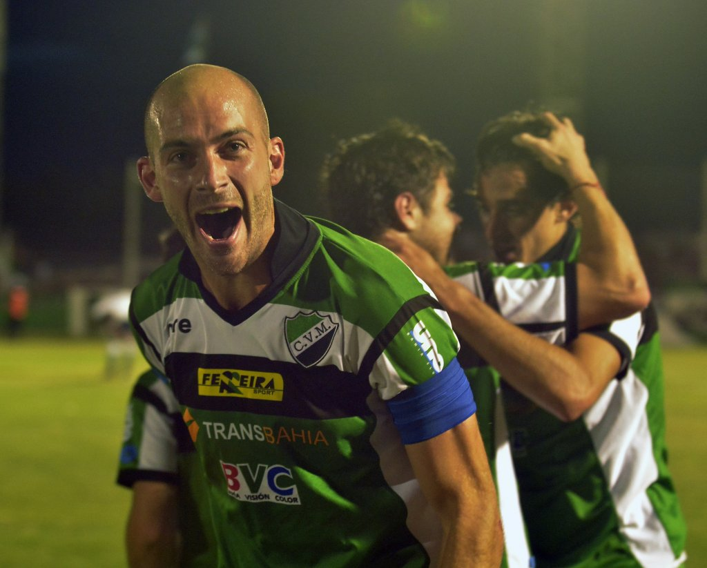 Villa Mitre de Bahía Blanca le ganó a Rivadavia de Venado Tuerto y ascendió  al Federal A 2016 - Baradero Te Informa