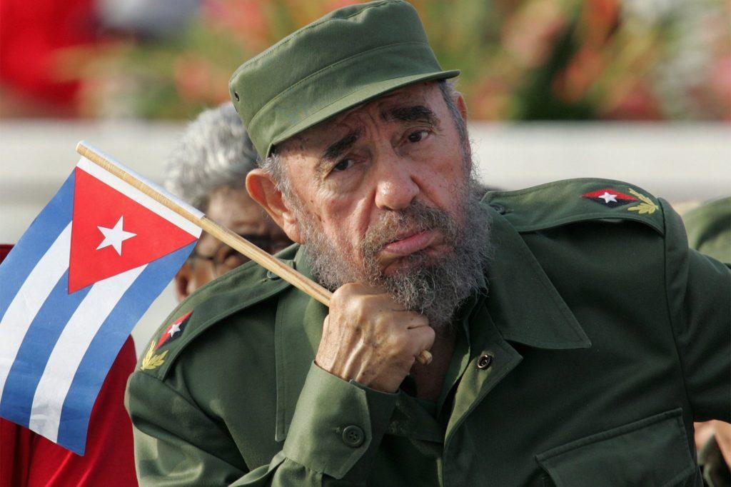 Unos días después del fallecimiento del líder de la Revolución Cubana 3408cad248b