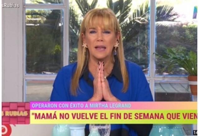 Marcela Tinayre Reemplazará A Mirtha Legrand En La TV